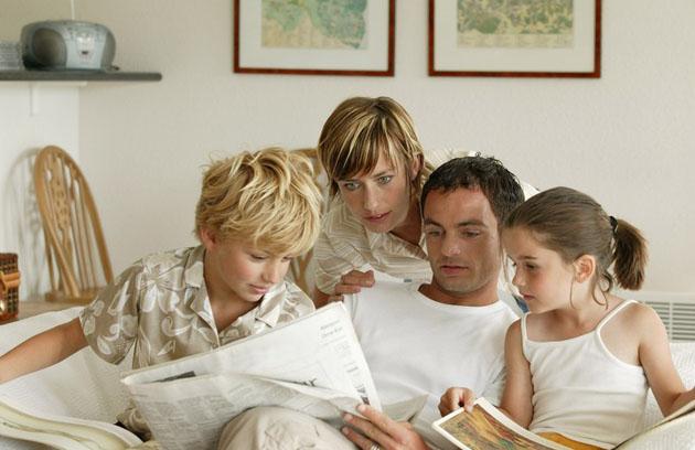 cristiana-familia