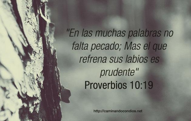 proverbios 10:19