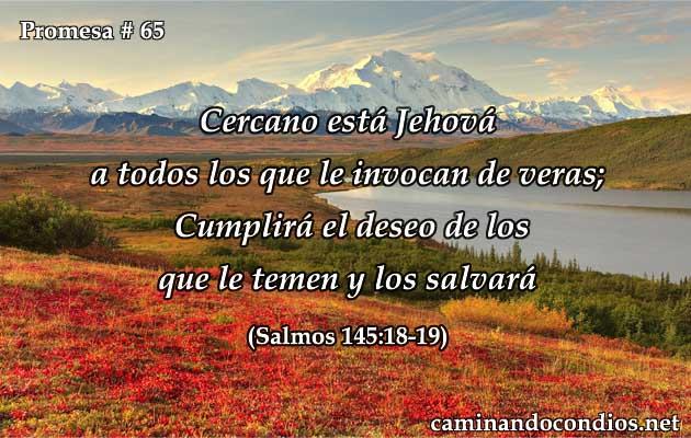 salmos 145:18-19
