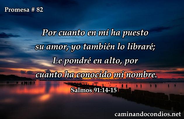 salmos 91:14-15