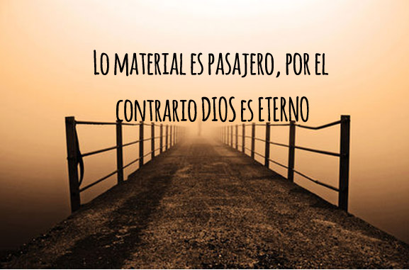 Dios es Eterno