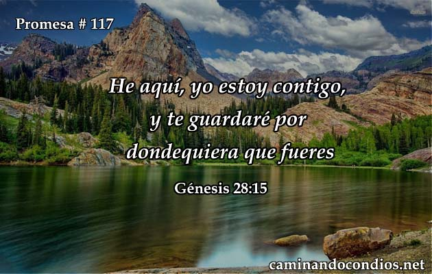 Génesis 28:15
