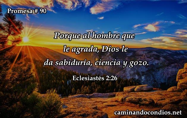 eclesiastés 2:26