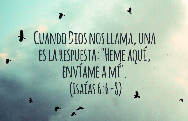 Isaias 6:6-8