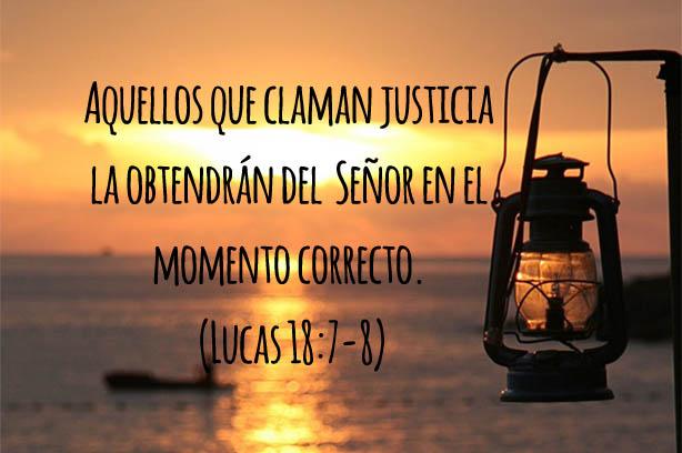 09 De Enero: Justicia Que Triunfa