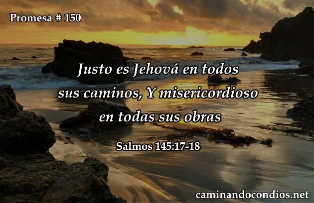 salmos 145:17-18