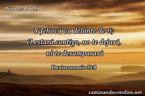 deuteronomio 31:8