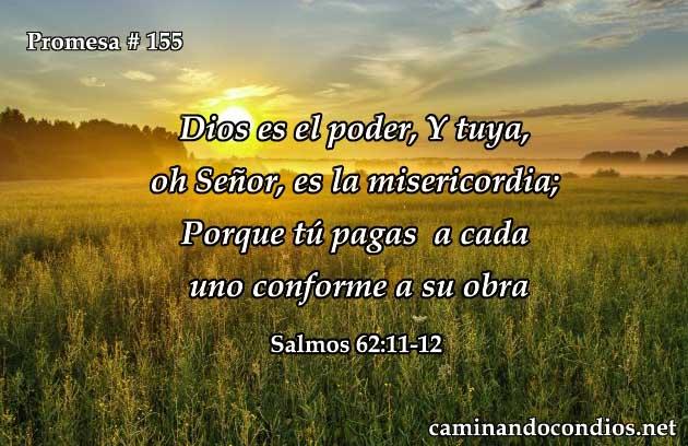 salmos 62:11-12