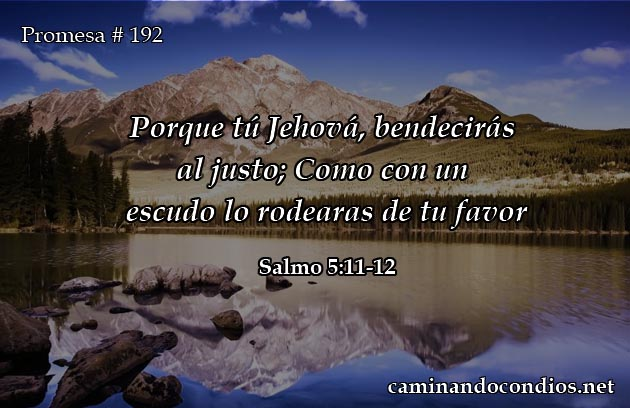Salmo 5:11-12