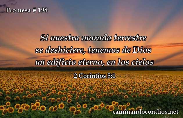 2 Corintios 5:1