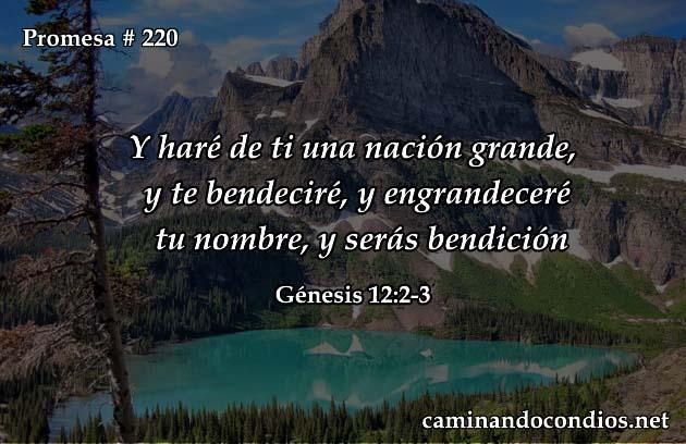Génesis 12:2-3