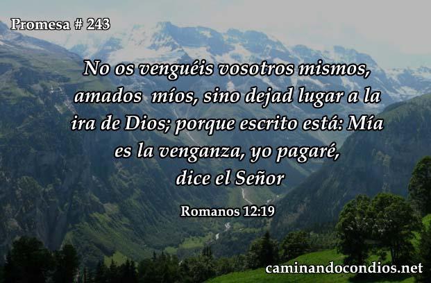 Romanos 12:19