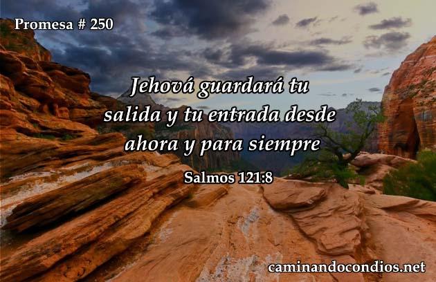 Salmos 121:8