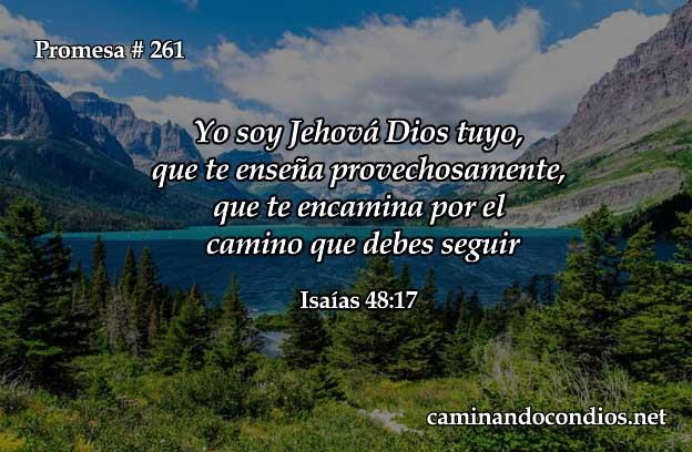 Isaías 48:17