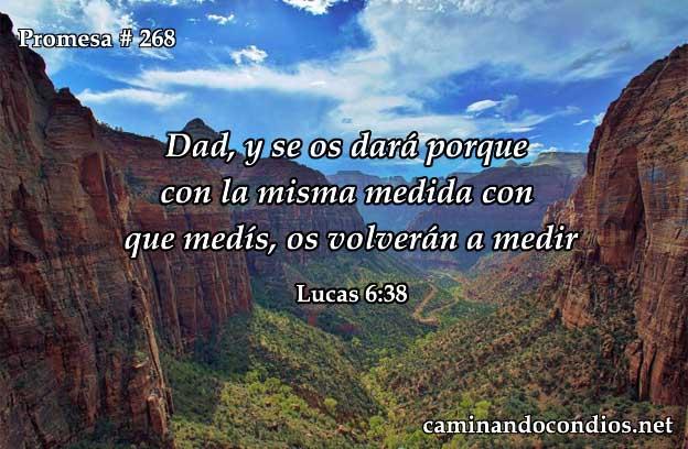 Lucas 6:38