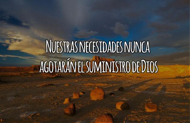 Provisión de Dios