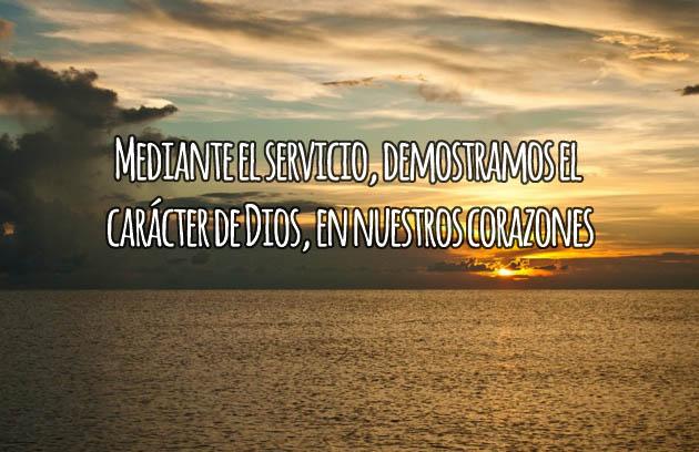 Servicio Para Dios