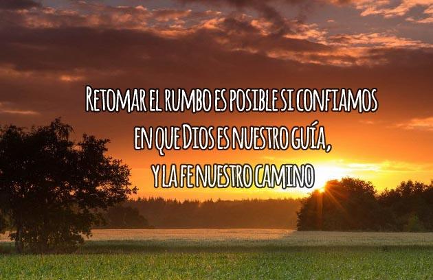 Retomar El Rumbo