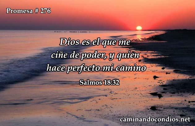 Salmos 18:32-33
