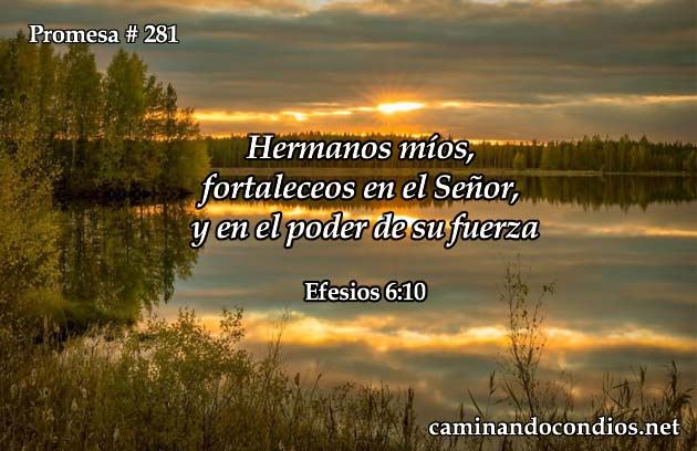 Efesios 6:10