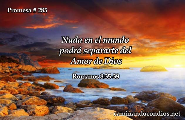 Romanos 8:35-39