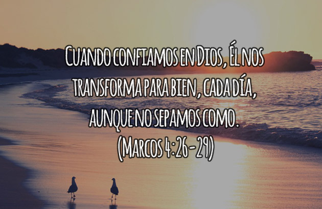 Marcos 4:26-29