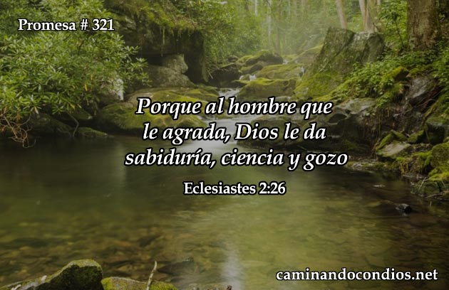Eclesiastes 2:26