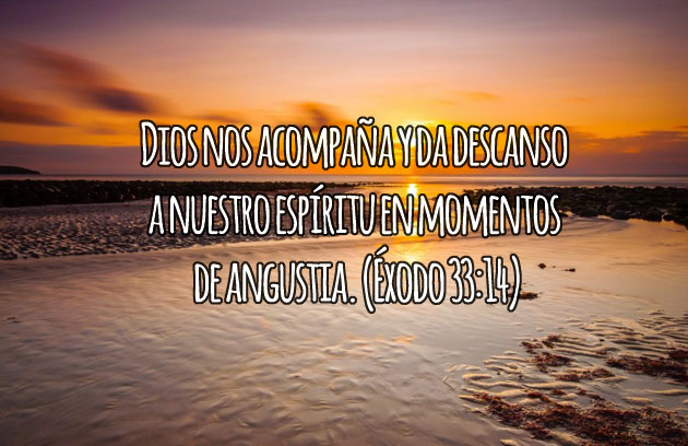 Éxodo 33:14