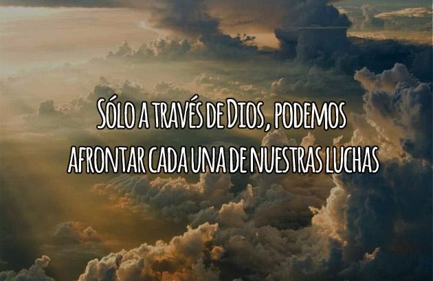 Dios nos da Fuerzas