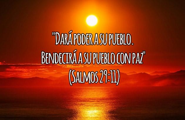 Dios nos da paz en la angustia