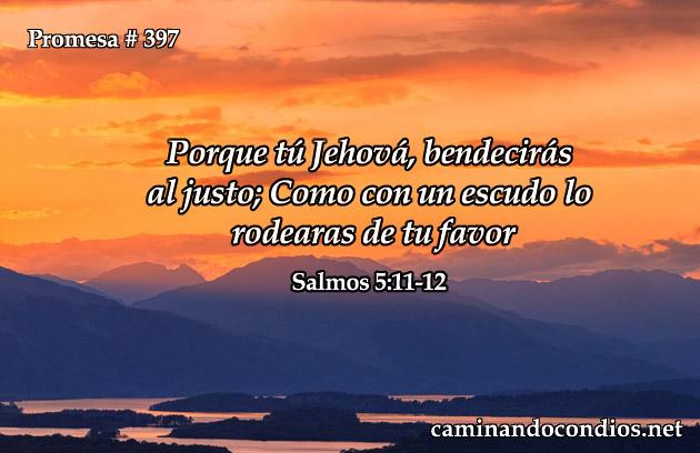 Salmos 5:11-12