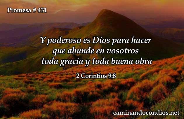 Poderoso es Dios