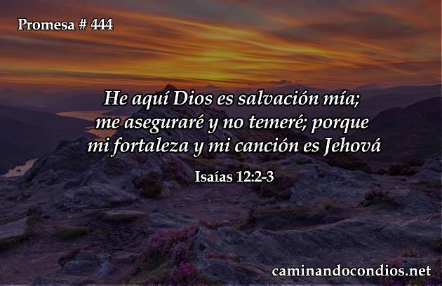Mi fortaleza es Dios