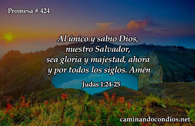 A Dios La Gloria