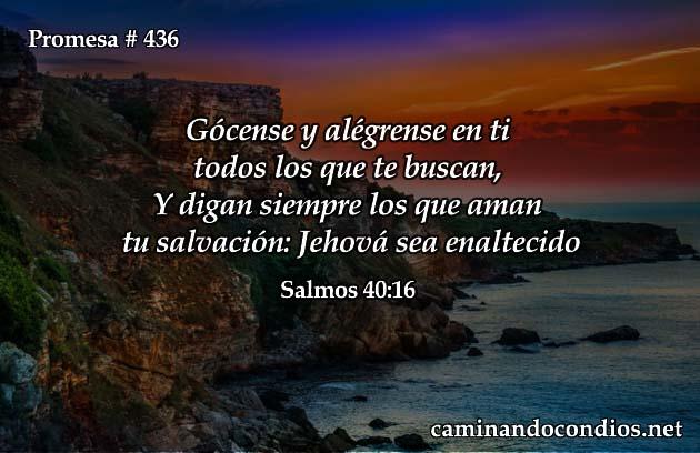 Salmos 40:16