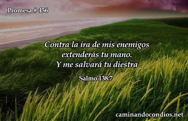 Salmos 138:7