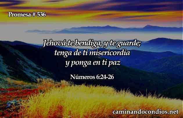 Dios nos dará paz