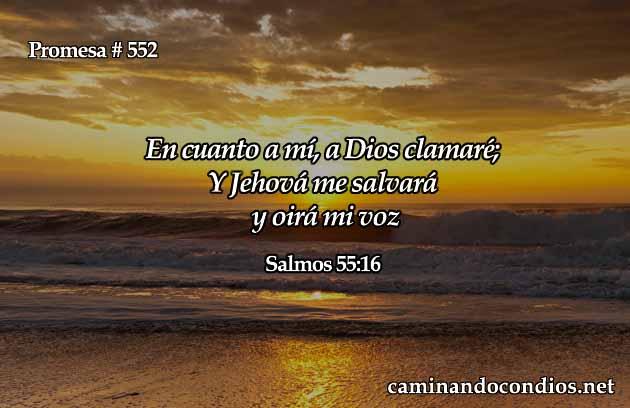 Salmos 55:16
