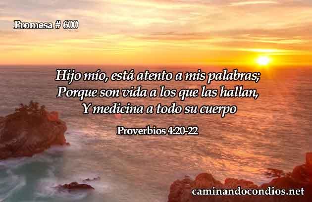 Proverbios Palabra de Dios