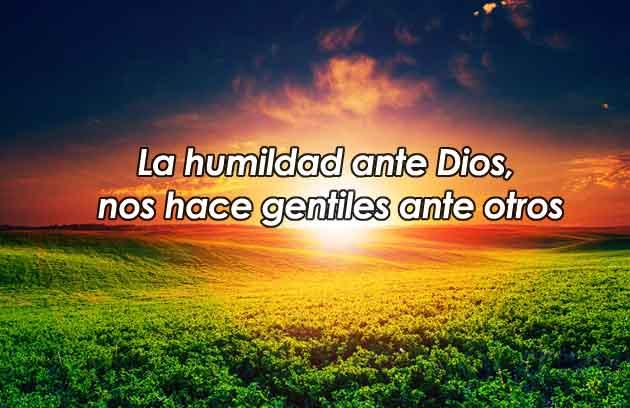 versiculos de humildad