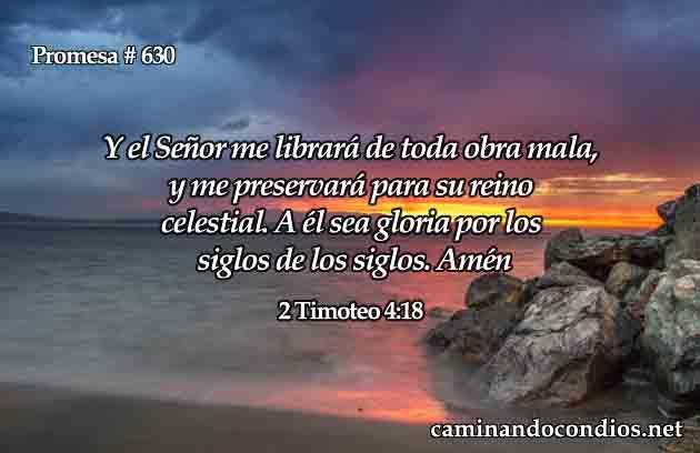 versículos de liberación