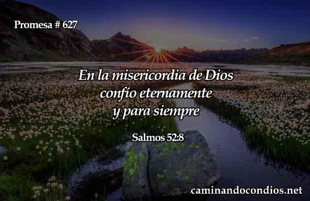 versículos de misericordia de Dios