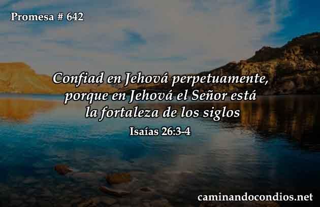 Versiculos De La Biblia De Animo: Predicas Cristianas Sobre Aliento Y Fortaleza Promesa 642