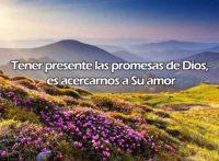 Versículos de amor y promesas