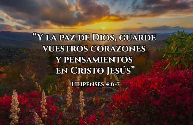 Frases Cristianas de Paz de Dios