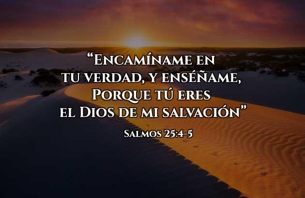 Frases de Dios sobre guiarnos por el camino del bien