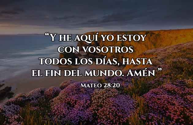 versículos de fe