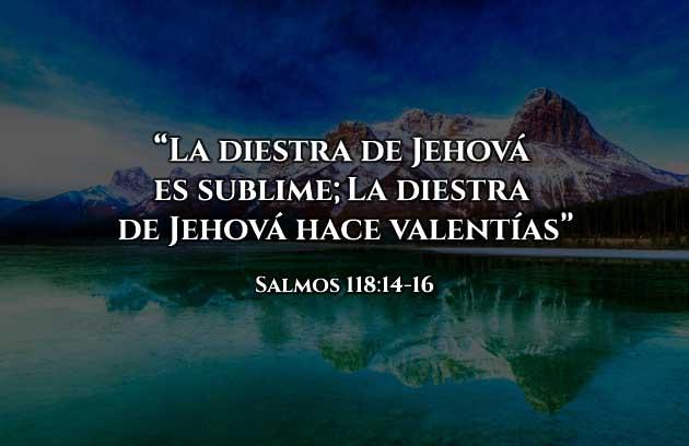 Frases Cristianas Diestra Valentía