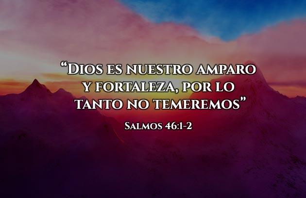 Frases Cristianas No temeremos