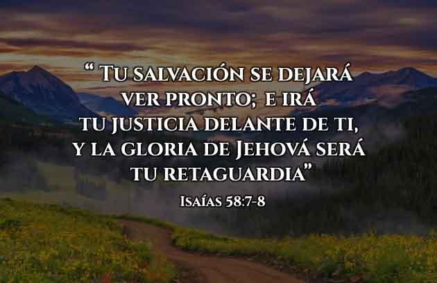 Frases Cristianas Se Verá Tu Salvación